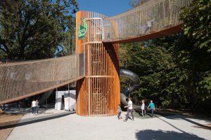 Park Linowy w Zielonej Górze