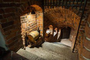 Piwnica winiarska w Zielonej Górze