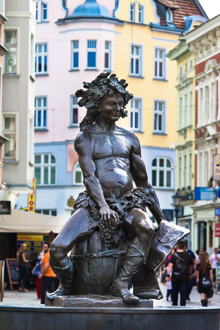 Pomnik Bachusa