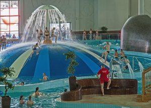 balon wodny centrum rekreacyjno sportowe