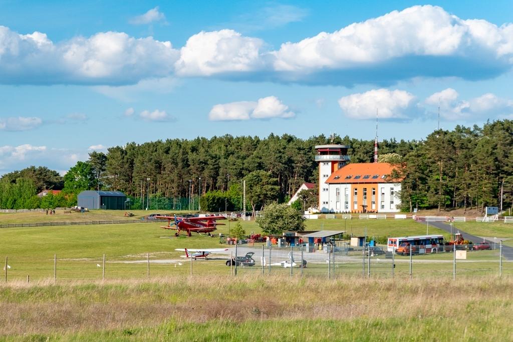Do Lotniska – nordic walking