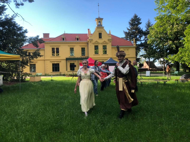Park i Pałac w Starym Kisielinie